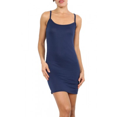 Fond de robe,petite robe d'été,marine