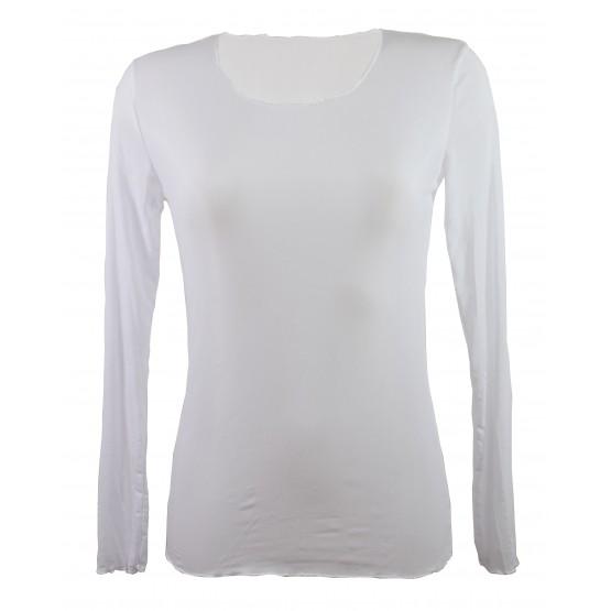 T-shirt en voile résille transparente,taille 38-44