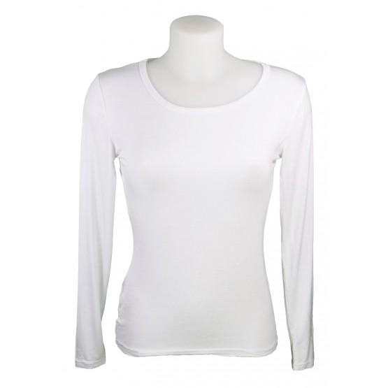 T-shirt, sous pull femme à manches longues