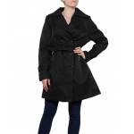 Trench imperméable noir,taille 42